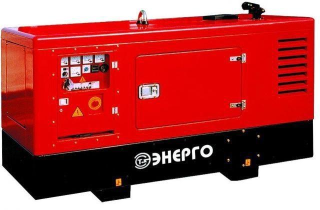 Дизельный генератор ED 105/400HIM S