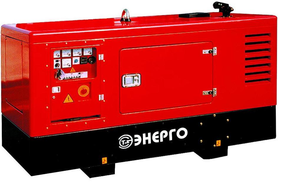 Дизельный генератор ED 20/400 Y-SS