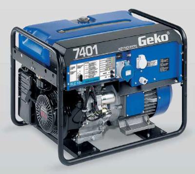 Бензиновый генератор GEKO 7401 BLC