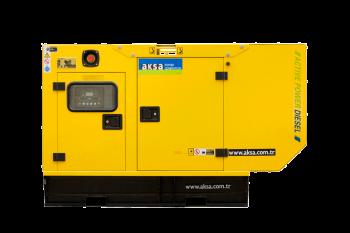 Дизельный генератор AKSA APD 33 A 2