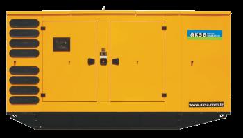 Дизельный генератор AKSA AD 550