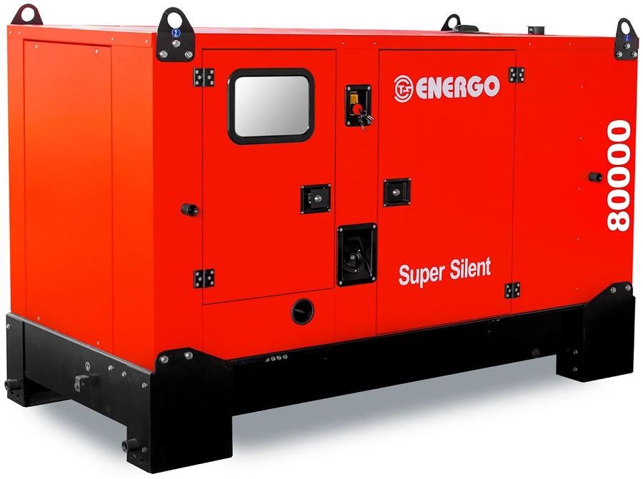 Дизельный генератор EDF 80/400 IV S