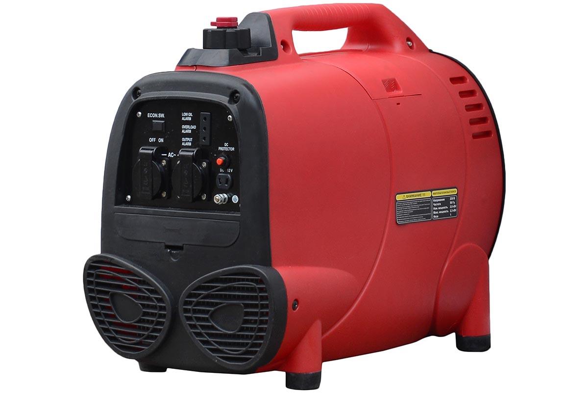 Бензогенератор инверторный TSS SGGX 2000i 2