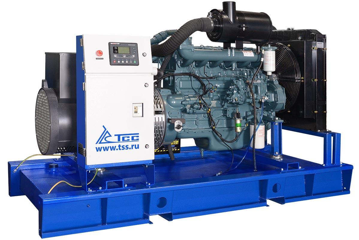 Дизельный генератор ТСС АД-100С-Т400-1РМ17 (Mecc Ae)