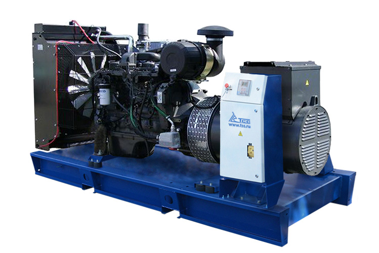 Дизельный генератор ТСС АД-100С-Т400-1РМ20 (Mecc Ae)