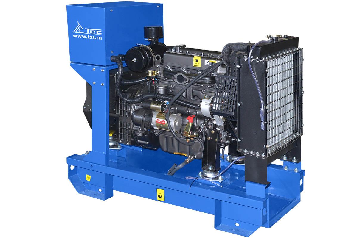 Дизельный генератор ТСС АД-12С-230-1РМ11