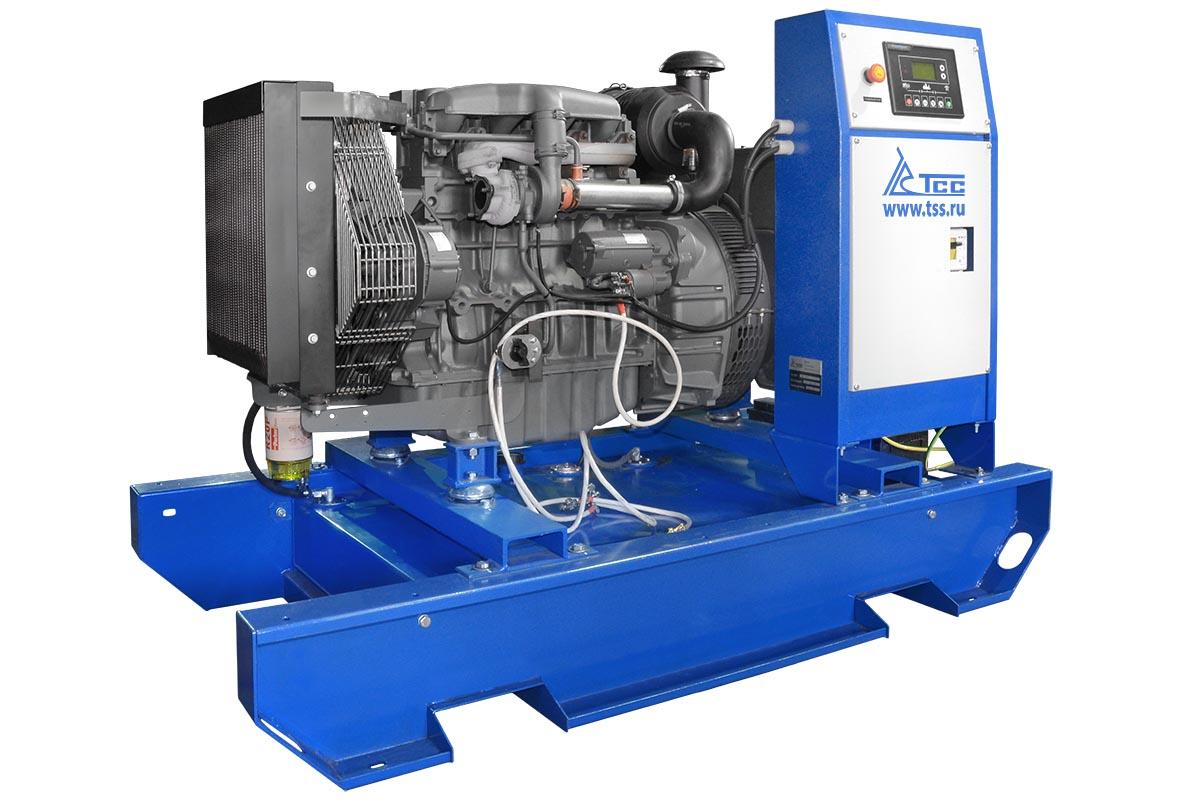 Дизельный генератор ТСС АД-34С-Т400-1РМ6 (Mecc Ae)