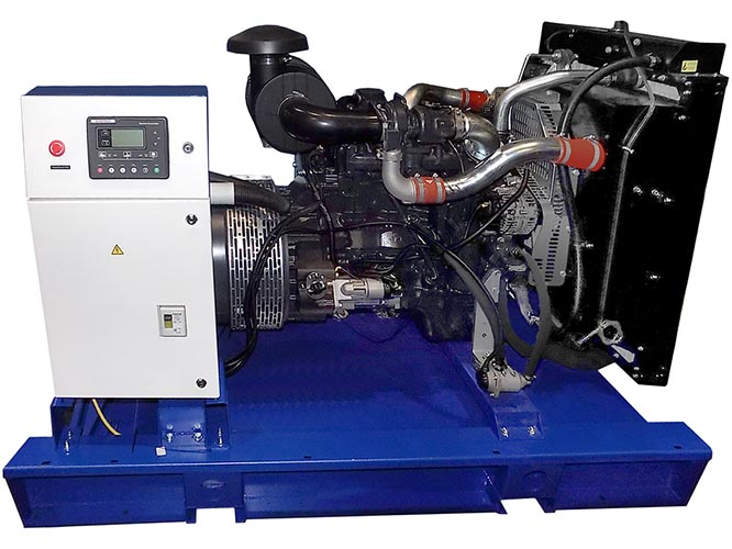 Дизельный генератор ТСС АД-80С-Т400-1РМ20 (Mecc Ae)