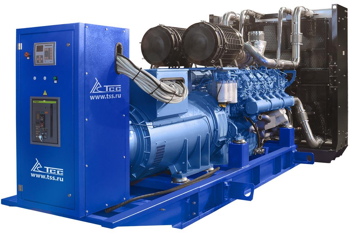 Дизельный генератор ТСС АД-900С-Т400-1РМ9 2