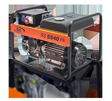 Бензиновый генератор RS 5540 PAE