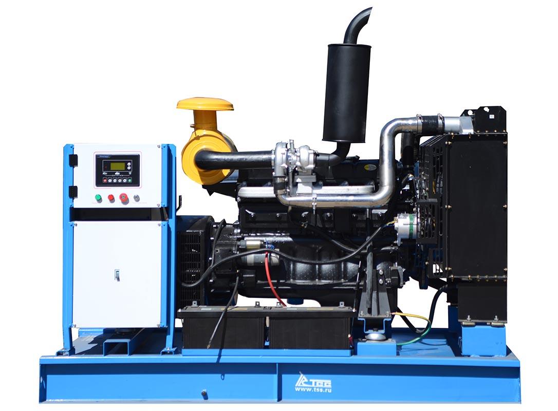 Дизельный генератор ТСС АД-90С-Т400-1РМ19 2