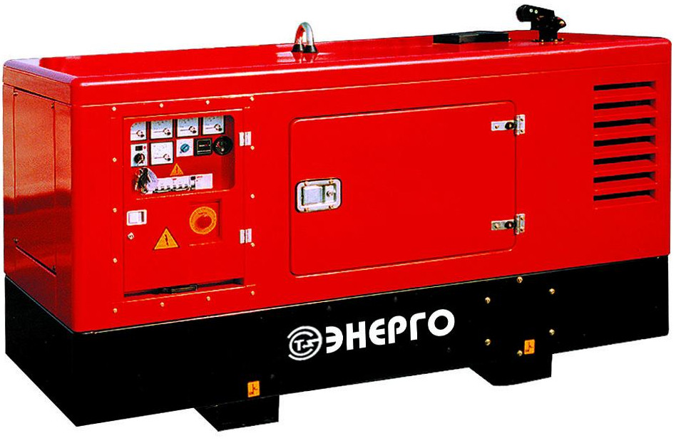 Дизельный генератор ED 125/400 IV S