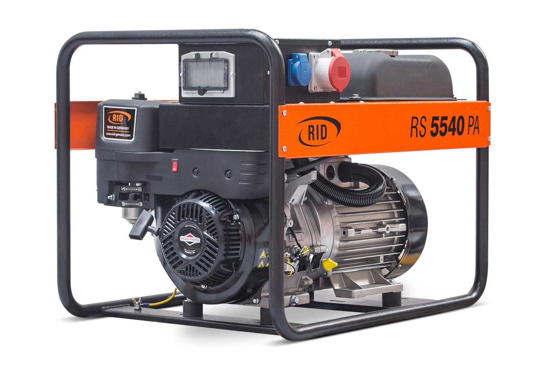 Бензиновый генератор RS 5540 PA