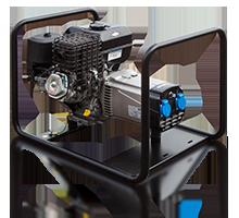 Бензиновый генератор RS 5001 E