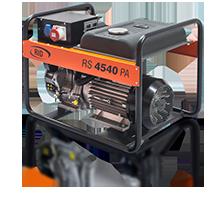 Бензиновый генератор RS 4540 PAE