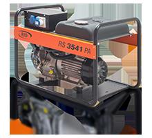 Бензиновый генератор RS 3541 PAE
