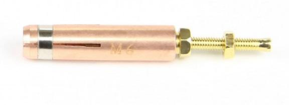 Цанга для приварки шпилек М6