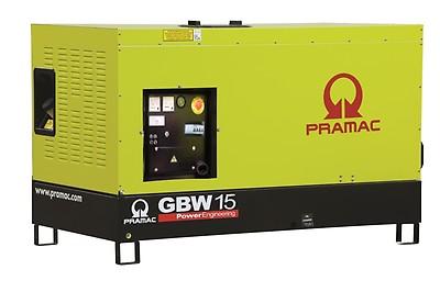 Дизельная электростанция Pramac GBW15P