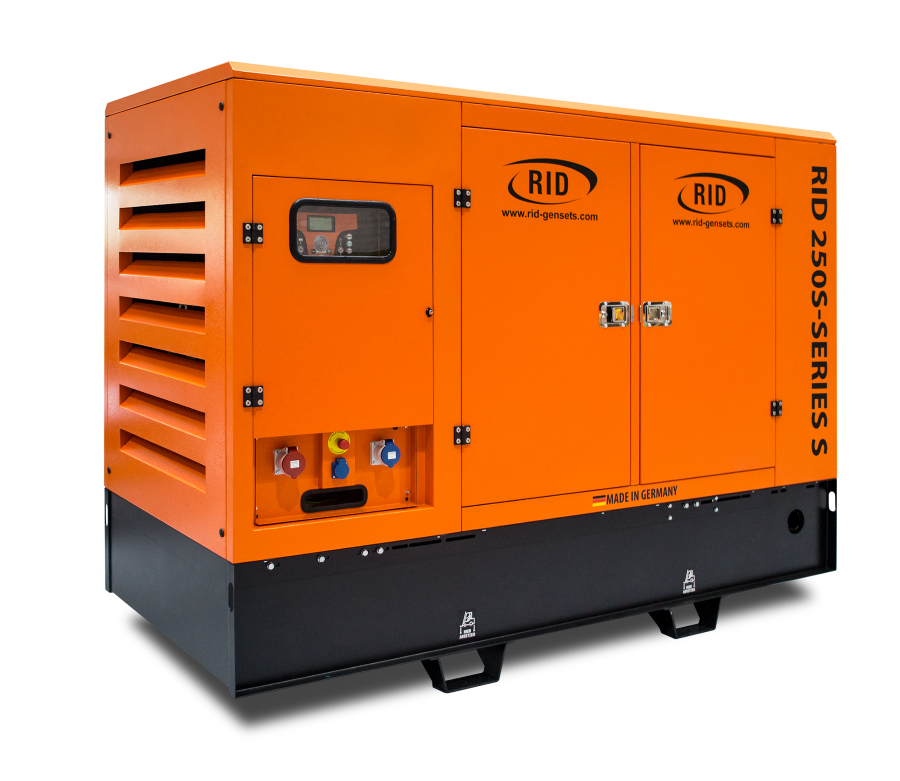 Дизельный генератор RID 250 S-SERIES S