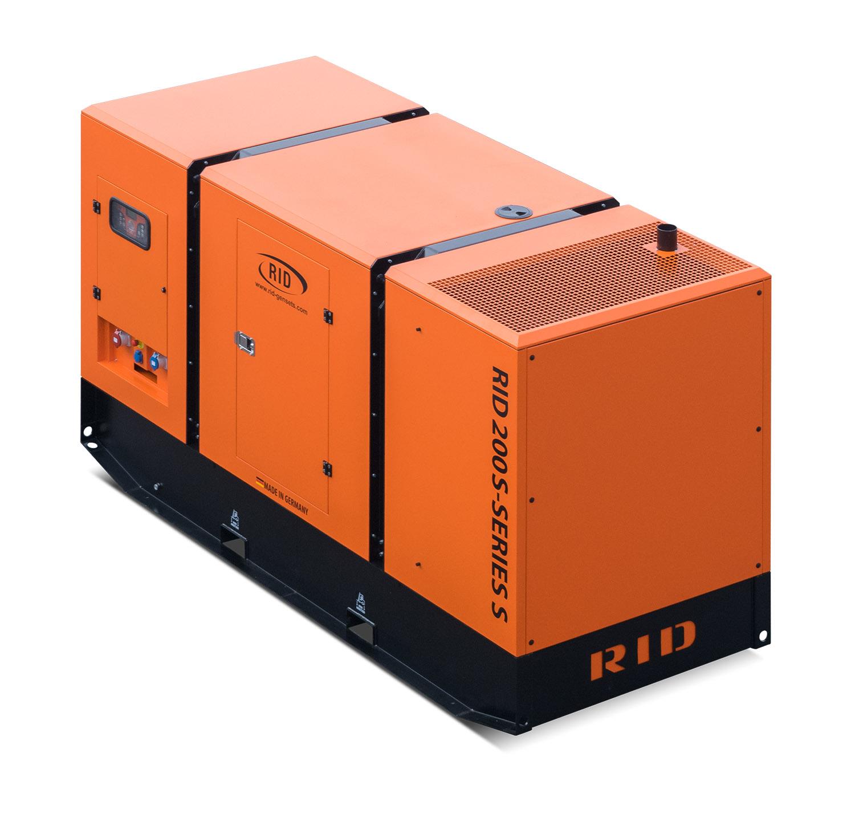Дизельный генератор RID 200 S-SERIES S
