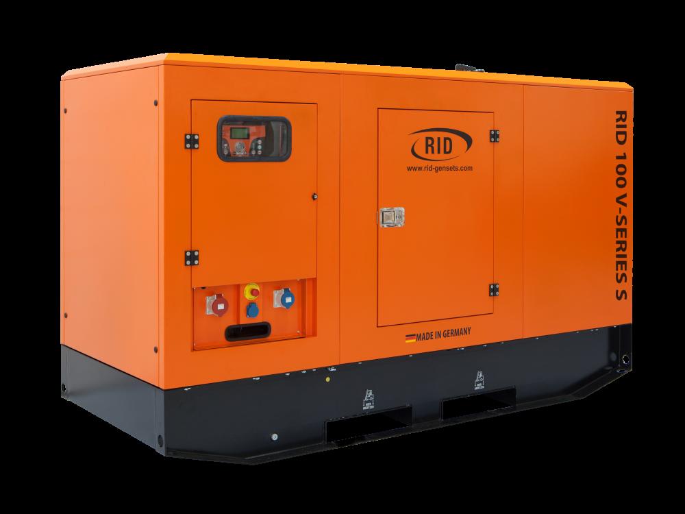 Дизельный генератор RID 100 V-SERIES S