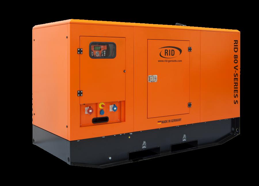 Дизельный генератор RID 80 V-SERIES S