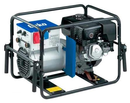 Бензиновый генератор 6401 EW-S/HEBA
