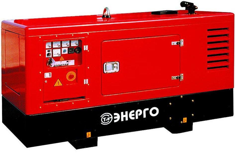 Дизельный генератор ED 35/400 Y-SS