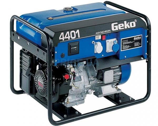 Бензиновый генератор 4401 E-AA/HEBA