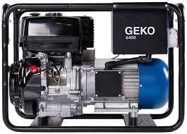 Бензиновый генератор 6400 ED-A/HEBA