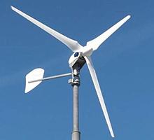 Малая ветрянная установка RID WG