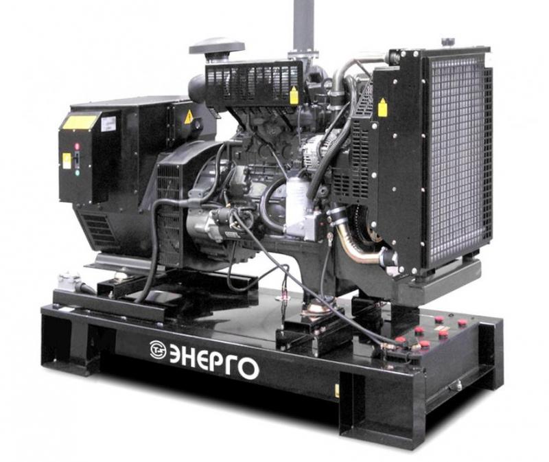 Дизельный генератор ED 185/400 IV S