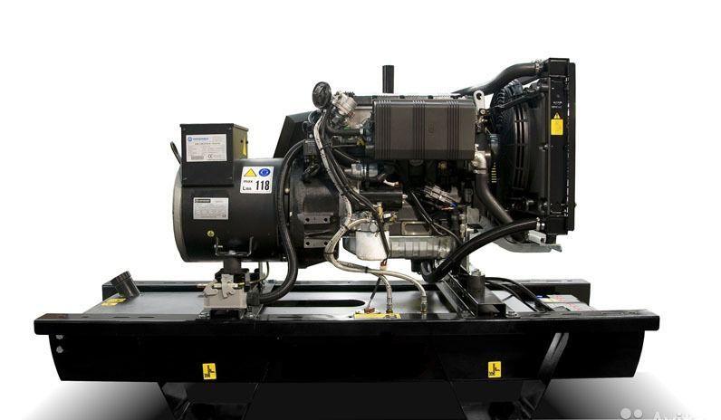 Дизельный генератор ED 200/400 D