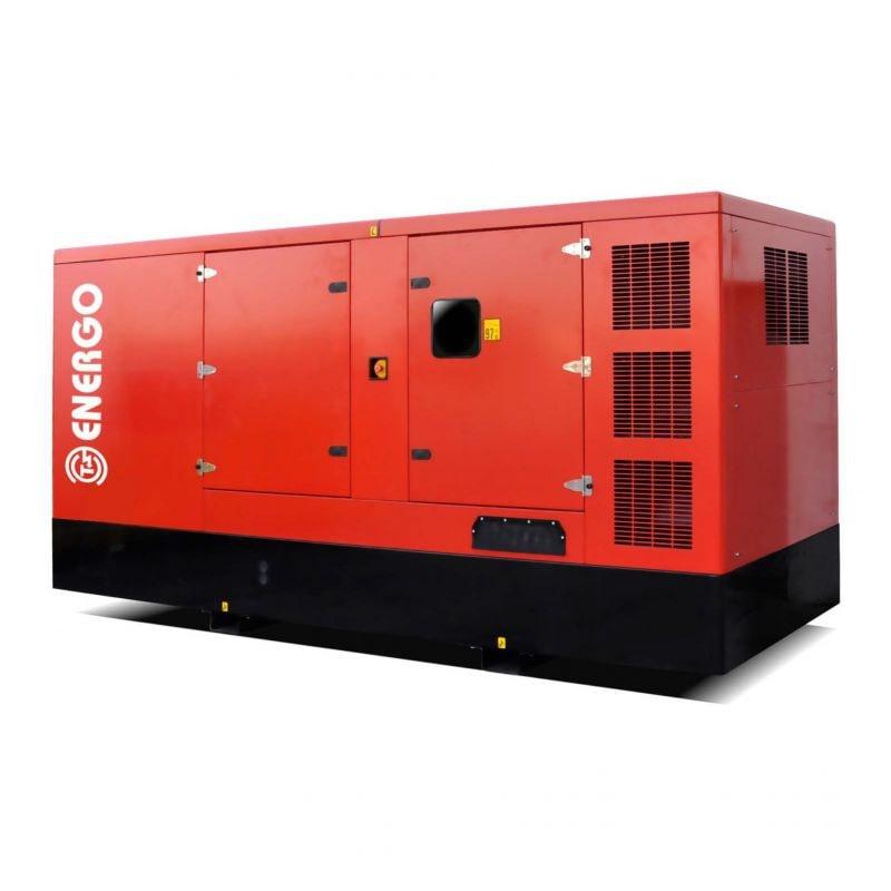 Дизельный генератор ED 250/400 IV S