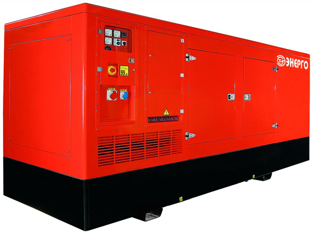 Дизельный генератор ED 200/400 D S