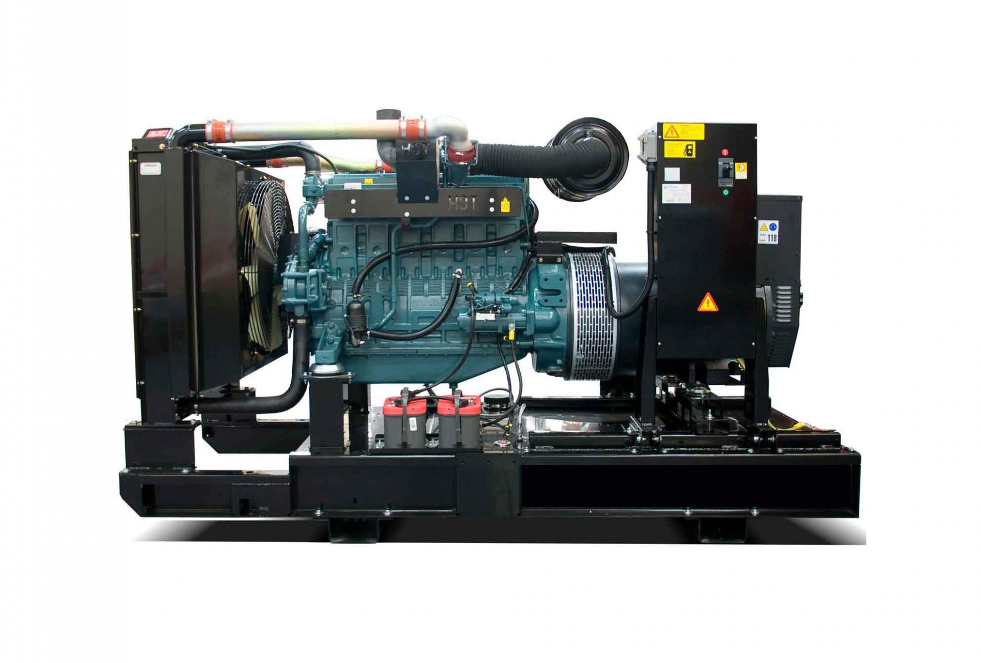 Дизельный генератор ED 120/400 D