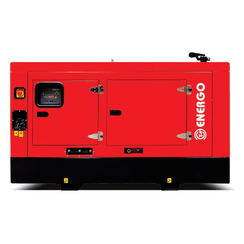 Дизельный генератор ED 300/400 IV S