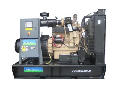 Дизельный генератор AKSA APD 25 A 2