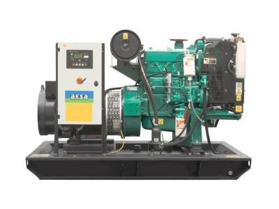 Дизельный генератор AKSA AC 55 2