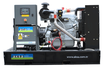 Дизельный генератор AKSA APD 90 А