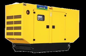 Дизельный генератор AKSA APD 90 А 2