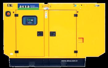 Дизельный генератор AKSA APD 70 А 2