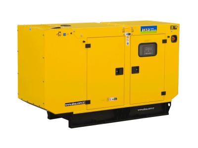 Дизельный генератор AKSA APD 66 C