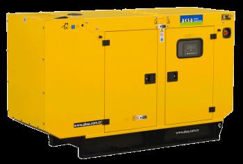 Дизельный генератор AKSA APD 50 А 2
