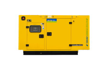 Дизельный генератор AKSA APD 40 A