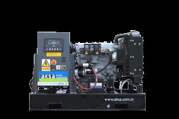 Дизельный генератор AKSA APD 16 A 2