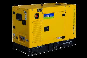 Дизельный генератор AKSA APD 12 A 2