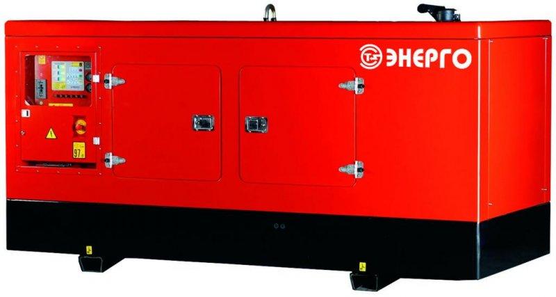 Дизельный генератор EDF 130/400 IV S
