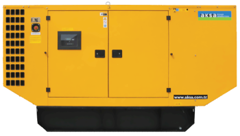 Дизельный генератор AKSA AJD 132 2