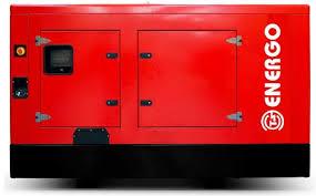 Дизельный генератор ED 50/400 IV S